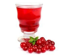 cranerry juice for gingivitis