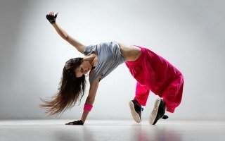 dancing for fitness