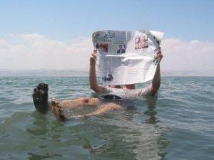 Dead Sea healing