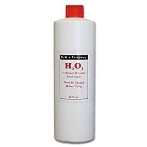 hydrogen peroxide for gingivitis