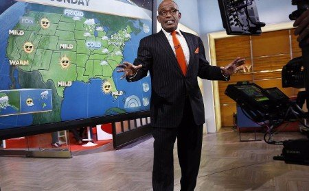 Al Roker Thinks Portion Control Is the Most Effective Weight Loss Technique