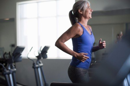 Fitness strategies should include regular workout