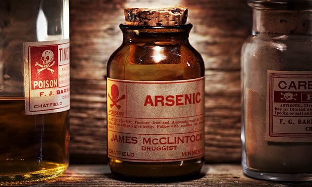 Arsenic Is a Toxic Compound that Can Trigger Cancer