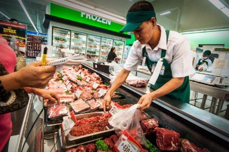 healthy eating starts with saying no to red meat