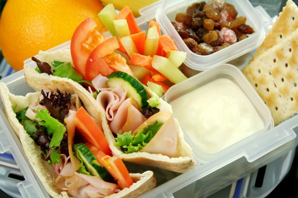 Craving for Sweets? Pack Your Healthy Snack Instead