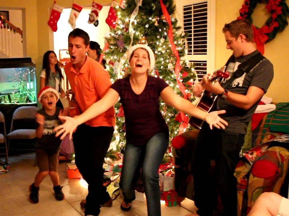 Dancing and Jamming With Your Family Will Help Your Body in Active
