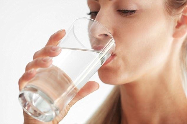Drink Water to Flush Out the Sugar and Toxins From Your Body