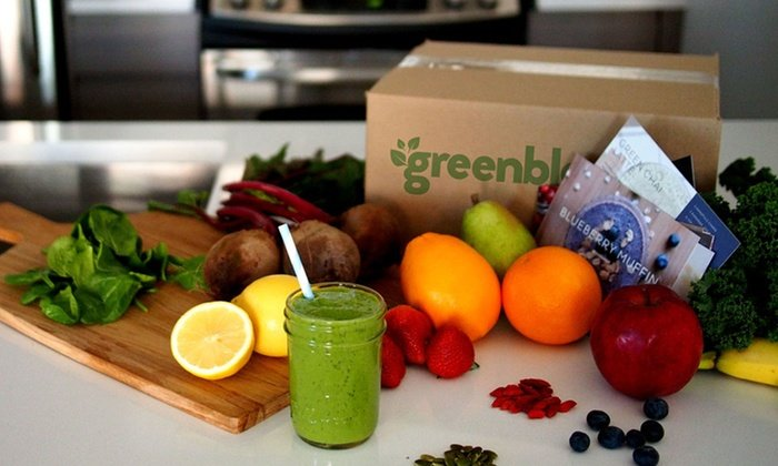 Green Blender Transform Your Healthy Meal Into a Smoothie
