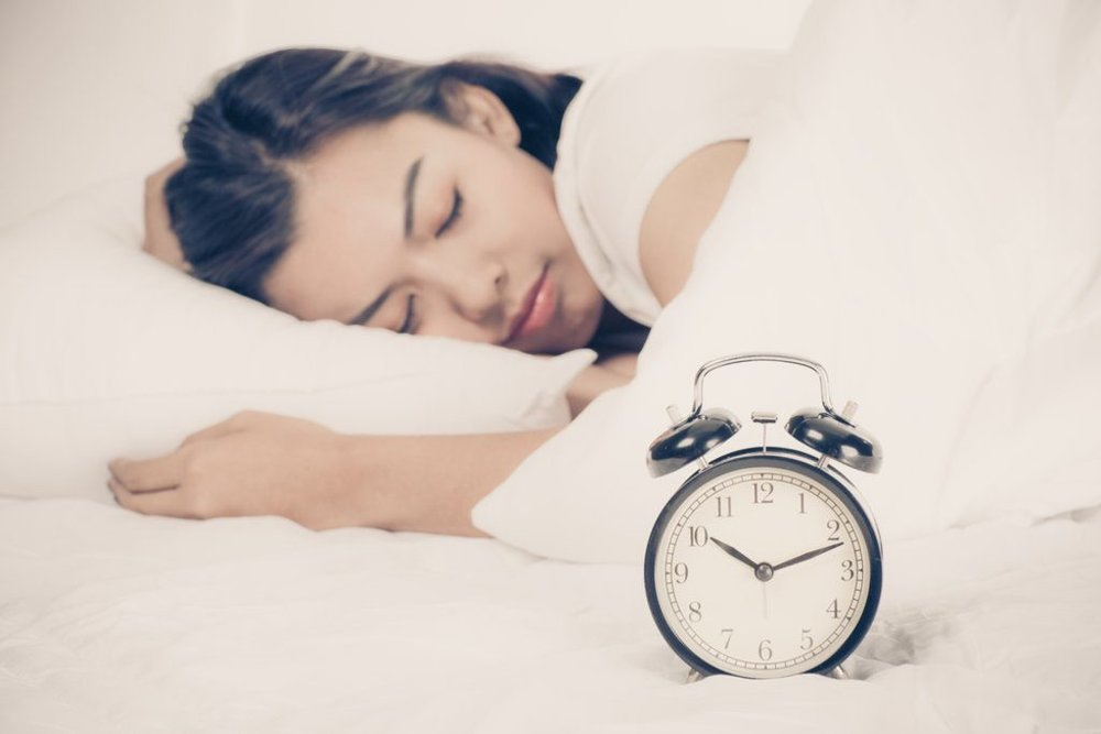 Sleep Early to Lose More Weight