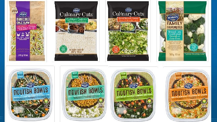 Specific Vegetable Products and Meals Recalled by Trader's Joe and Walmart