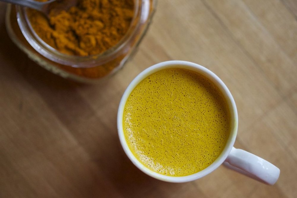 Turmeric Contains Powerful Anti-inflammatory properties that helps ease your chronic pain