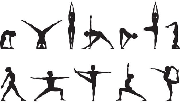 Yoga At Home 5 Yoga Poses That Can Help You Find Your Center Inner Peace All My Family Care