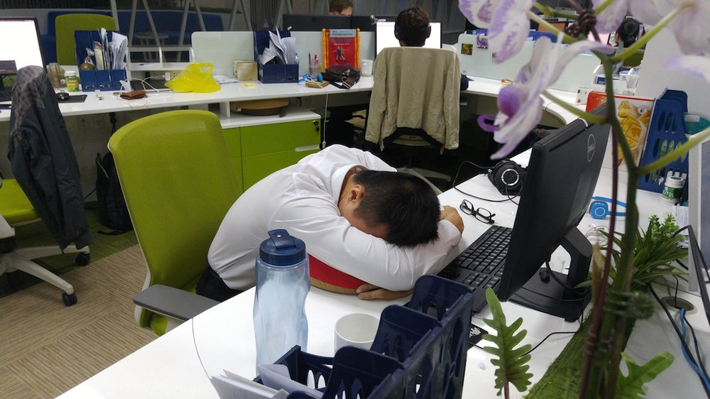 office naps. In The New Age, People Are Paid By Hour, Napping Afternoon May Thus Not Make Sense For Most Employers Office Naps