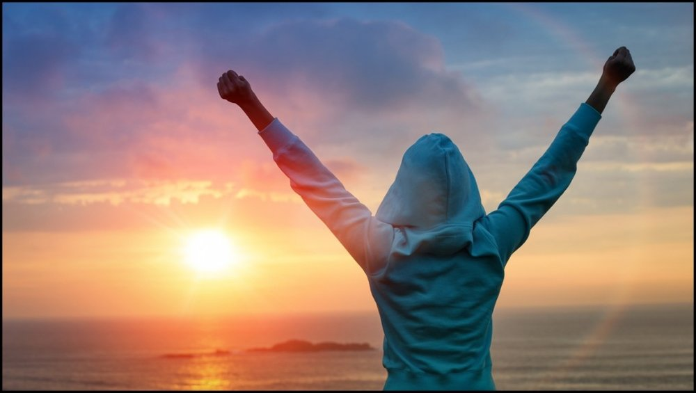 According to life coaches, facing reality and overcoming your challenges help boost your confidence in yourself to make important life decisions.