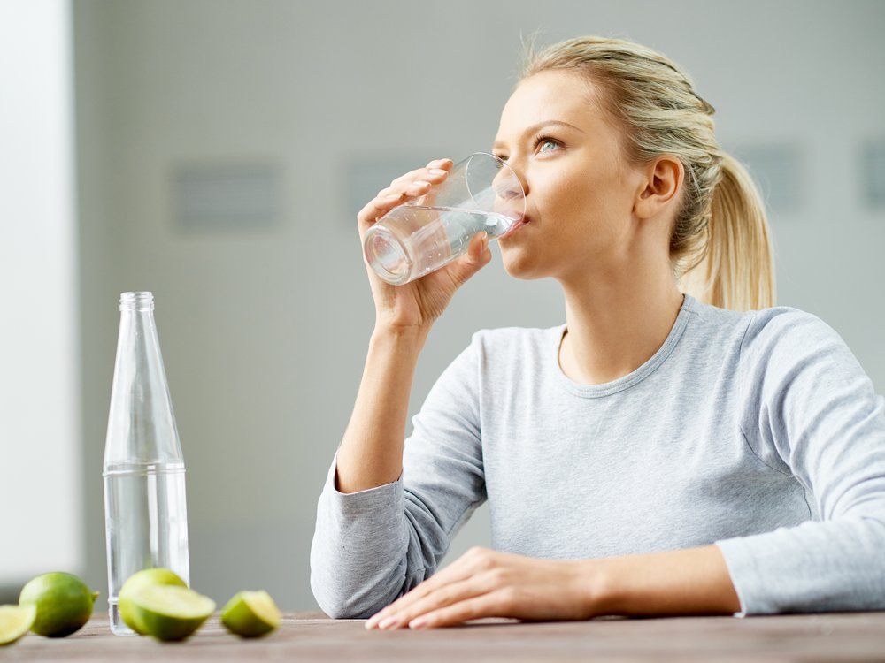 According to health experts, most people confuse thirst with hunger or food craving.