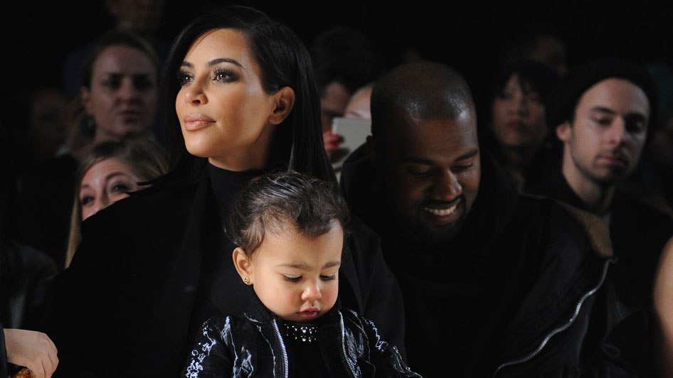 Kim Kardashian simply adores all her three children, even after all the troubles in her marriage with their father.