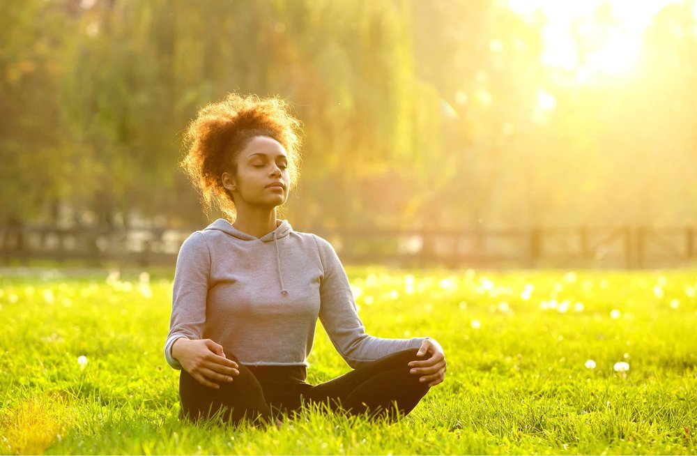 The beauty of meditation is you can do it for as short as 5 minutes and squeeze it in your hectic schedule.