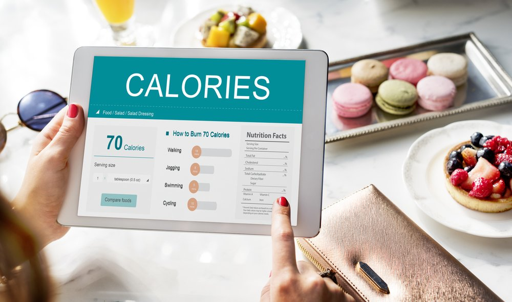 """The researchers claim the popular """"Counting Calories"""" method isn't effective anymore to lose weight."""