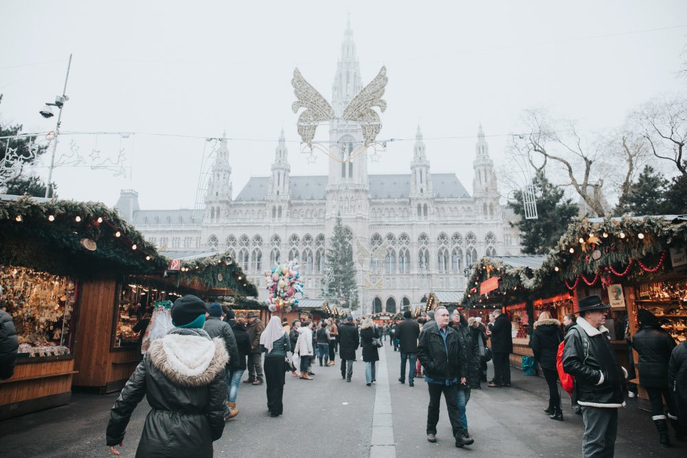 You may need to pack up extra layers of clothes to keep your body warm for this trip. Vienna has one of the coldest temperatures in the world during the Winter Season.