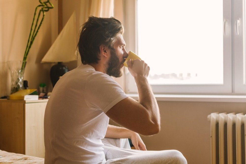 One way of meditating effectively is by incorporating it into your routine, like drinking coffee.