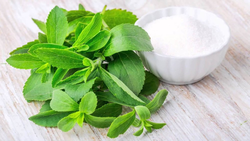 Aside from being a plant-based natural sweetener, stevia doesn't spike your blood sugar levels.