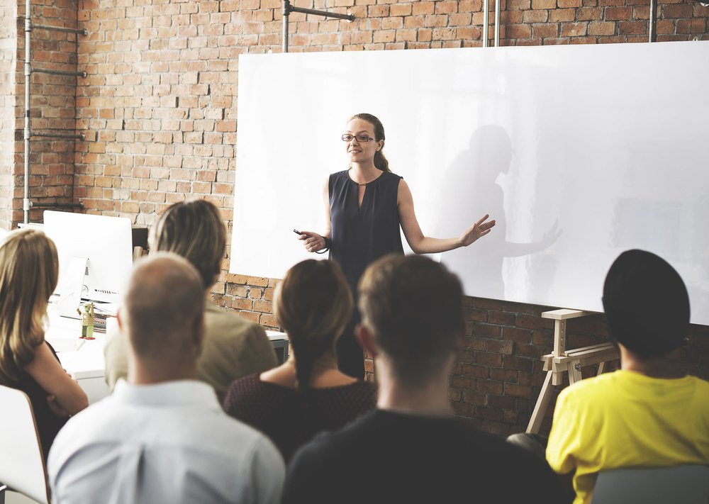 The audience does not want to connect with a company, logo, or brand. They seek to connect with humans, the people behind the organization's success.