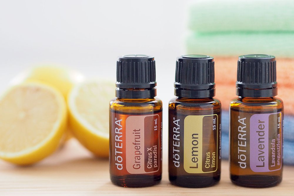 The colorful packaging you often see in essential oils isn't just for aesthetic purposes. It also helps protect the essential oils from oxidizing.