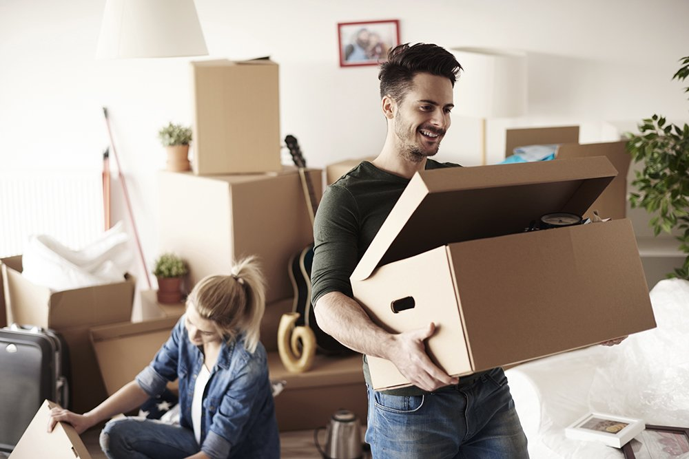 Your family and friends will not only help you pack up your things, but they're also willing to help streamline your moving process.