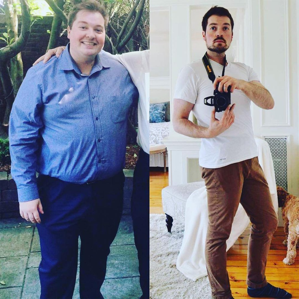 Instead of relying on a weight scale, take a picture of yourself (before and after) to see your progress.
