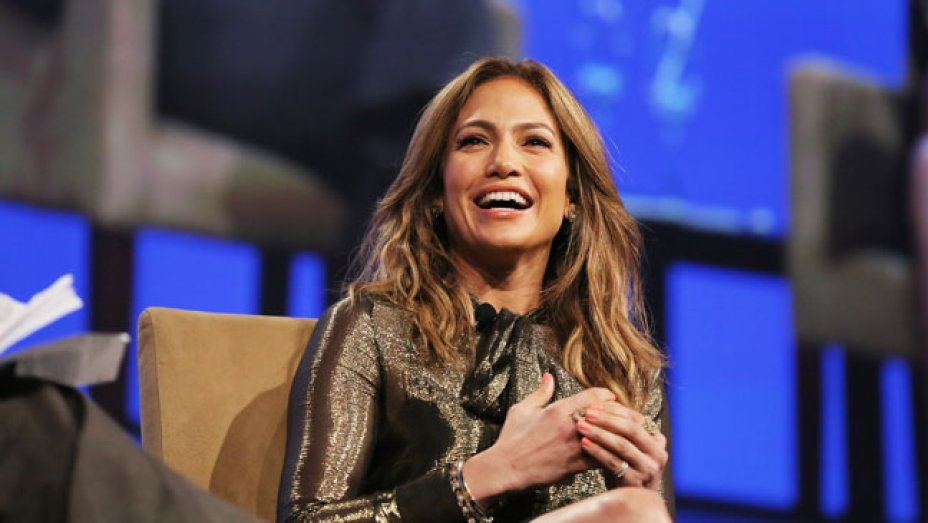 Jennifer Lopez decided to spill the news of her new venture as she's making rounds to promote her new movie.