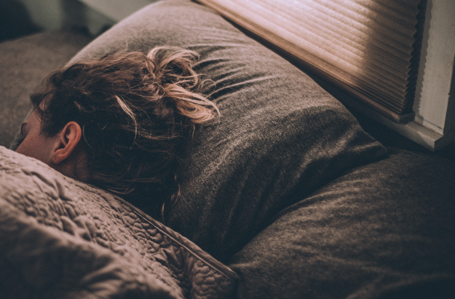 Getting enough sleep helps improve your brain function, enabling you to brainstorm new ideas for your business.