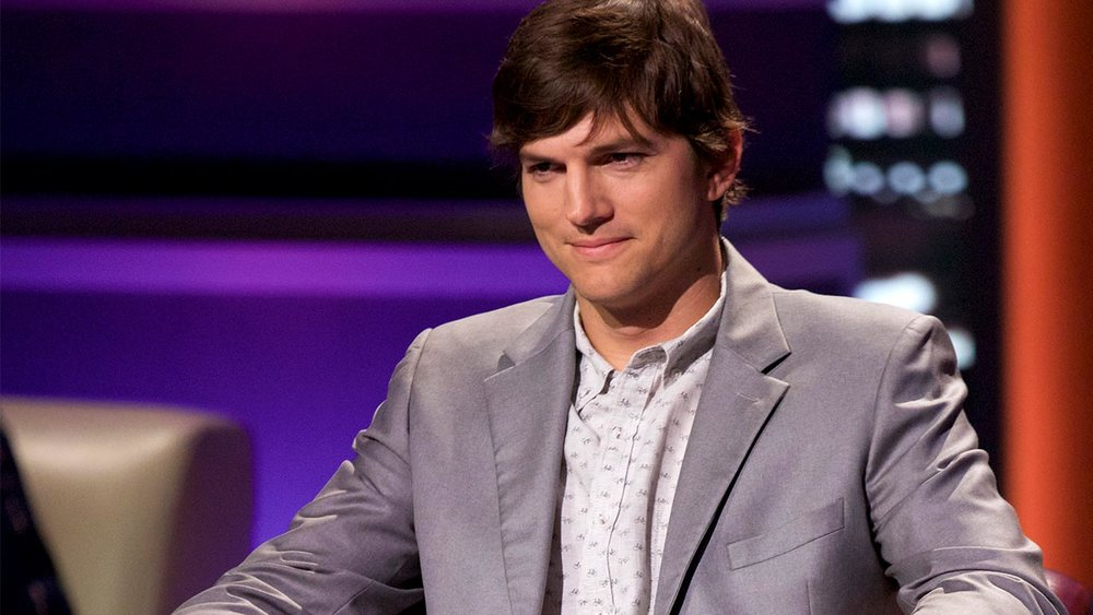 Kutcher's biggest break came when he starred in That 70's Show which aired from 1998-2006.