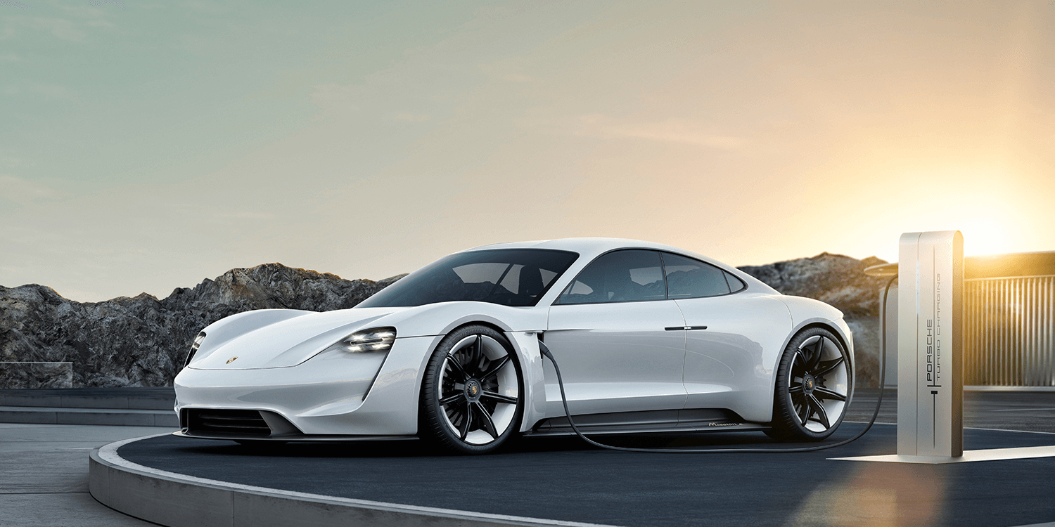 Meanwhile, Porsche says their four-door Taycan will offer features and capabilities intended for sports car performance.
